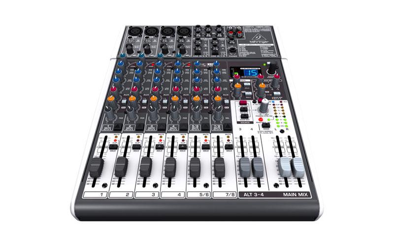 Behringer Mixer With Effects : behringer xenyx x1204usb usb mixer with effects ~ Russianpoet.info Haus und Dekorationen
