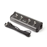 Fender 4-Button Footswitch: Mustang™ Series Amplifiers (0080996000)