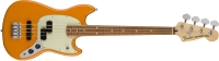 Fender MIM Mustang® Bass PJ - Capri Orange (0144053582)