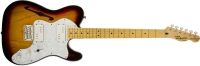 Squier Vintage Modified '72 Telecaster® Thinline - 3-Color Sunburst (0301280500)