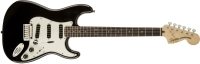 Squier Deluxe Hot Rails™ Stratocaster® - Black (0370510506)