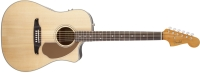 Fender Sonoran SCE v2 Acoustic / Electric Guitar - Natural (0968604021)