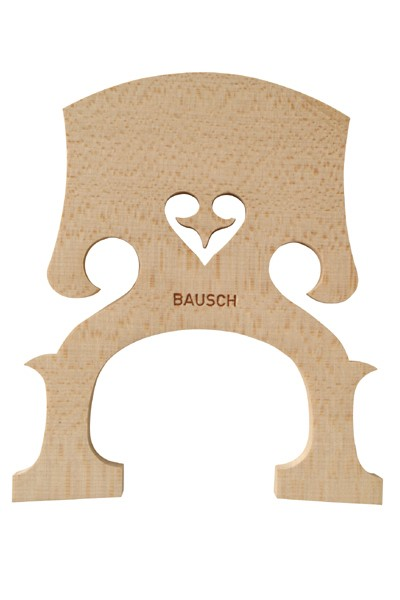 Bausch Semi Fitted 4/4 Cello Bridge (1013F)