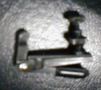 Buschman Extra Wide Violin Fine Tuner Adjuster for Gut Strings (10EXB)