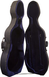 Heritage Mobile Lightweight Cello Case with Wheels 4/4 (211044)
