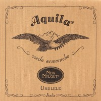 Aquila New Nylgut High G Banjolele Strings (42U)