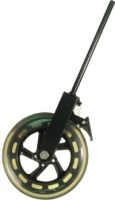 Glasser Upright Bass Wheel with Break (433051)