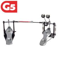 Gibraltar 5711DB Single Chain CAM Drive Double Bass Drum Pedal (5711DB)