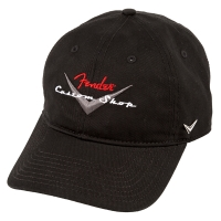 Fender® Custom Shop Baseball Hat One Size Fits All (9106635306)