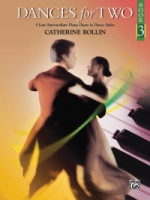 Dances for Two, Book 3 5 Late Intermediate Piano Duets in Dance Styles (ALF40579)