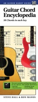 Alfred's Handy Guide Guitar Chord Encyclopedia 36 Chords in Each Key (ALF4440)