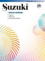 Suzuki Violin School Volume 1 International Edition - Book Only (ALF46910)