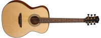 Luna Art Recorder - All Solid Wood Concert Acoustic Guitar (ARTRECORDER)
