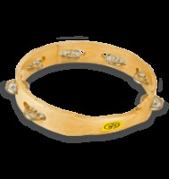 "CP by LP® 10"" Tambourine Single Row (CP389)"