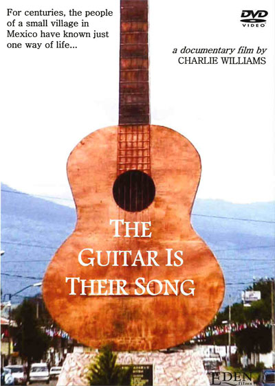 The Guitar Is Their Song – Documentary Charlie Williams  DVD (DVD494NTSC)