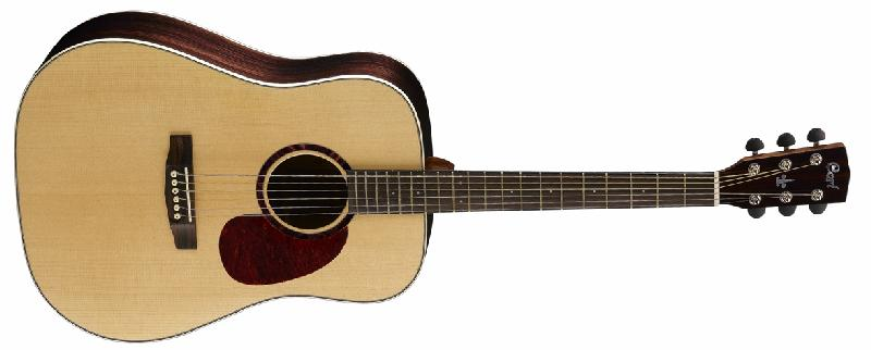 Cort Earth Series 100R Acoustic Guitar w/ Solid Spruce / Rosewoo (EARTH100R)