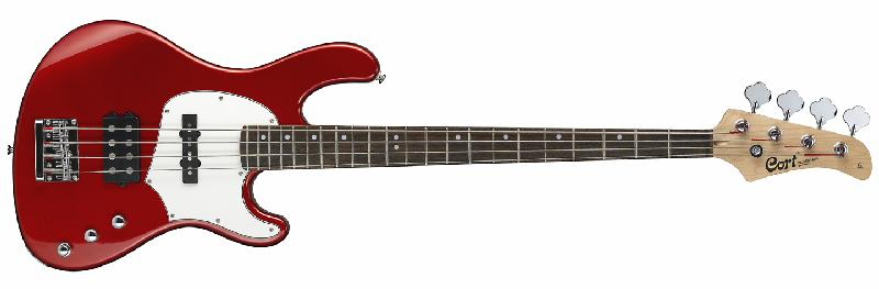 Cort GB Series Standard 4 String Bass Guitar (GB34A)