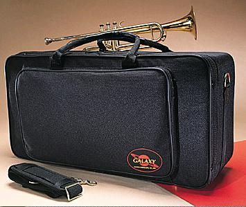 Galaxy Lightweight Trumpet Case w/ Mute Compartment (GL1030)