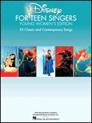 Disney for Teen Singers – Young Women's Edition Classic and Contemporary Songs Especially Suitable f (HL00141560)