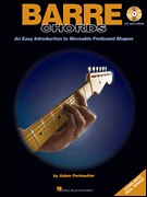 Barre Chords An Easy Introduction to Moveable Fretboard Shapes (HL00695746)