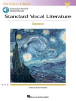 Standard Vocal Literature – An Introduction to Repertoire w/ Online Audio - Soprano (HL00740272)