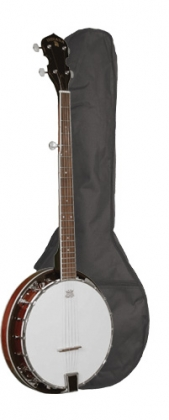 Indiana 5-String Banjo with Bag (IB200)
