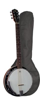 Indiana 6-String Banjo with Bag (IB600)