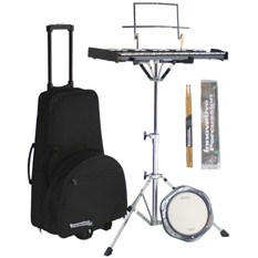 Innovative Percussion Snare & Bell Combination Kit (IPPKSN1)