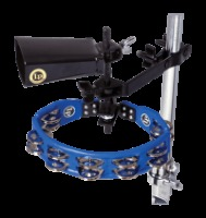 LP® Cyclops Tambourine/Cowbell with Mount Pack (LP160NYK)