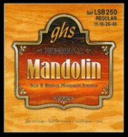 GHS Mandolin Silk and Bronze 11-40 (LSB250)