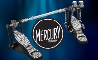 Mercury Double Bass Drum Pedal by ddrum (MDBP)