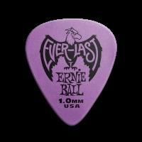Ernie Ball Everlast Guitar Picks - 1.00 mm Purple (P09193)