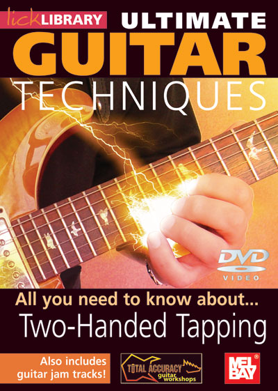 Ultimate Guitar Techniques: Two-Handed Tapping  DVD (RDR0069)
