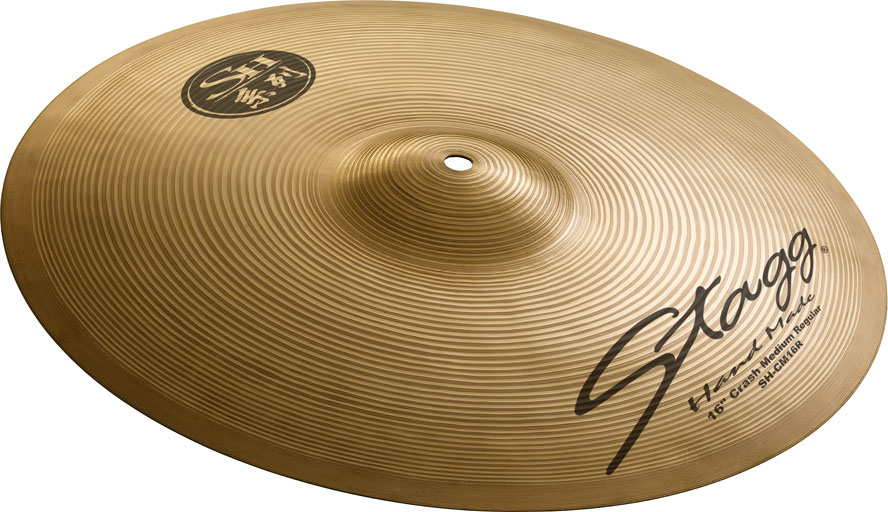 "Stagg 15"" Medium Crash Cymbal (SHCM15R)"