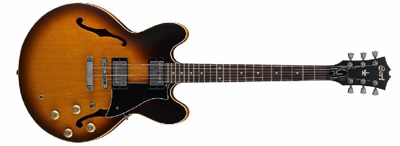 Cort Source Jazz Box Electric Guitar (SOURCE)