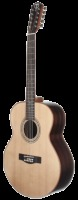 Teton STJ150ENT-10 Solid Spruce Top Jumbo Acoustic Electric 10-String Guitar (STJ150ENT10)