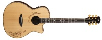 Vicki Genfan Signature A/E - Solid Spruce Top (VGSIG)