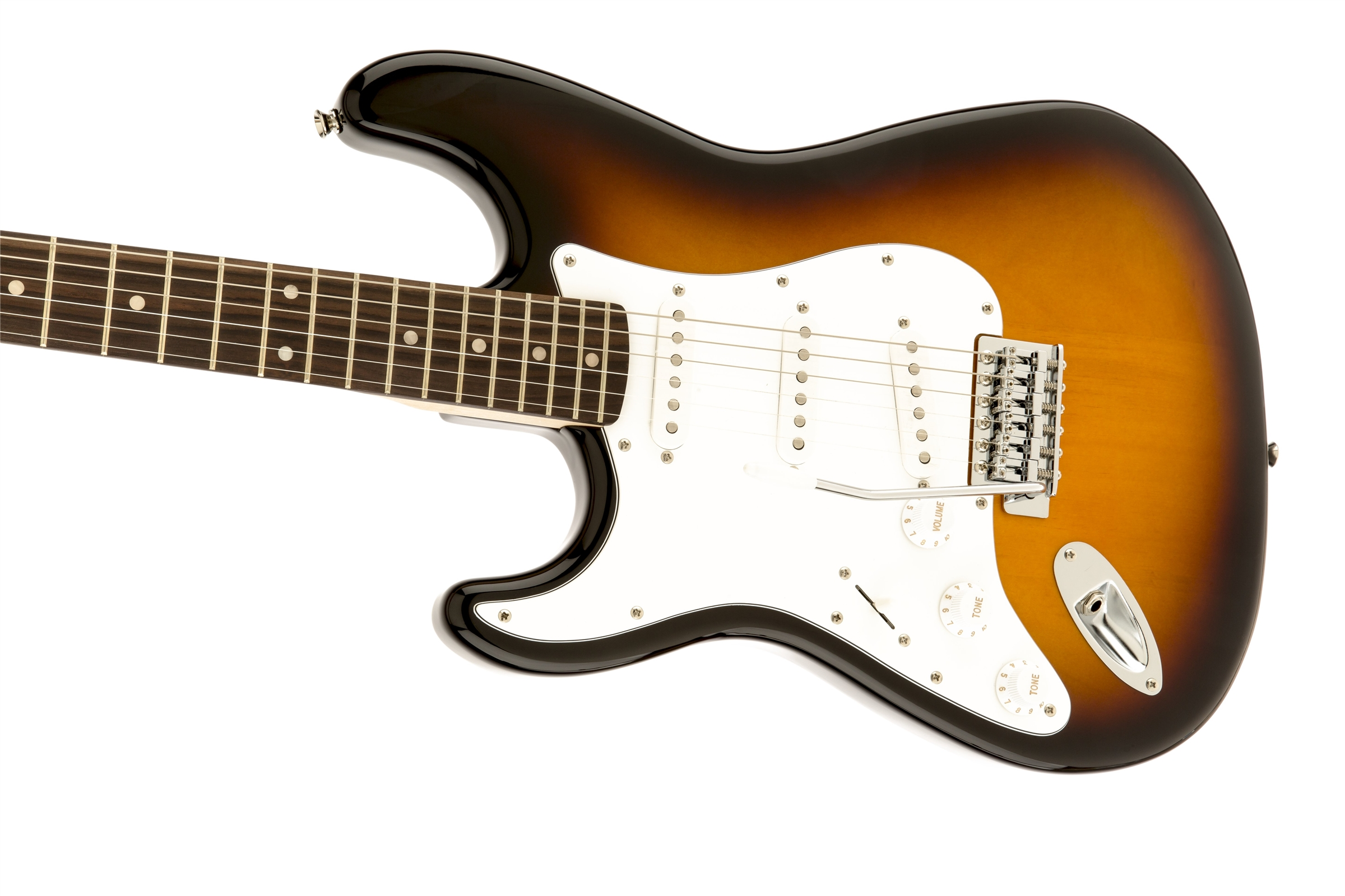 Squier Affinity Series™ Stratocaster® Left-Handed - Brown