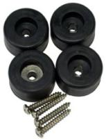 Peavey Large Rubber Feet Set of 4 (00051610)