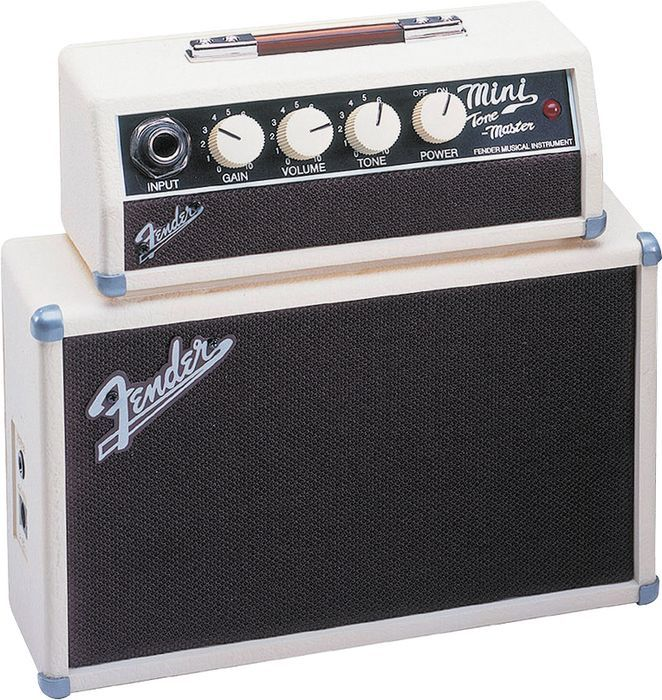 Fender Mini Tonemaster Battery Guitar Amp (0234808000)