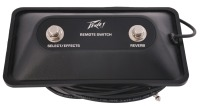 Peavey 2-Button Stereo Footswitch (03054360)