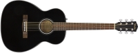 Fender CT-60S Travel Acoustic Guitar - Black (0961713006)