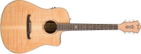 Fender T-Bucket™ 400CE Flame Maple Dreadnought Acoustic / Electric Guitar (0968077021)
