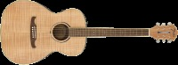 Fender FA-235E Flame Maple Concert Acoustic / Electric Guitar - Natural (0971252021)