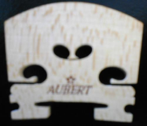 Aubert Single Star Violin Bridge Unfitted (126BU)
