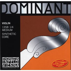 Thomastik Dominant Single 3/4 Violin E String (129ET)