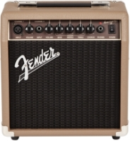 "Fender Acoustasonic™ 15 6"" 15 Watt Acoustic Guitar Amp (2313700000)"