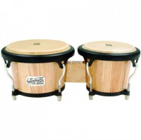 "Toca Player's Series Wood Bongos, 6"" & 7"" (2400N)"