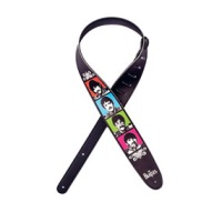Sgt. Pepper's Lonely Hearts Club Band 50th Anniversary Vegan Guitar Strap (25LB09)