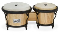 "Toca Player's Series Wood Bongos, 7"" & 8.5"" (2600N)"
